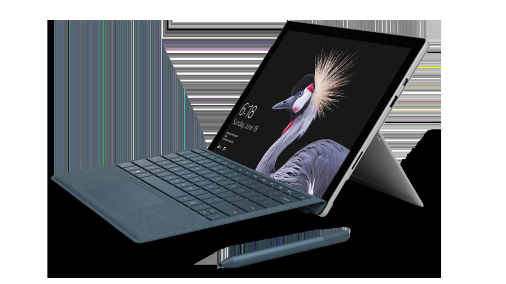 Microsoft Surface Pro 2017 bei computeruniverse kaufen