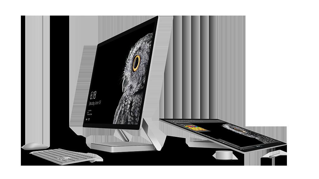 Microsoft Surface Studio bei computeruniverse kaufen
