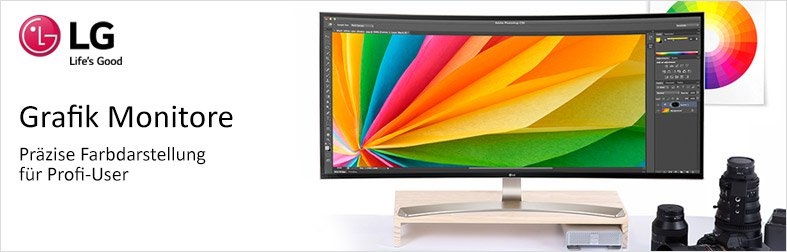 LG Grafik Monitor