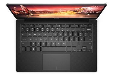 Dell XPS Notebooks mit Touchpad