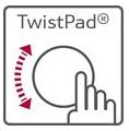 Neff Twist Pad