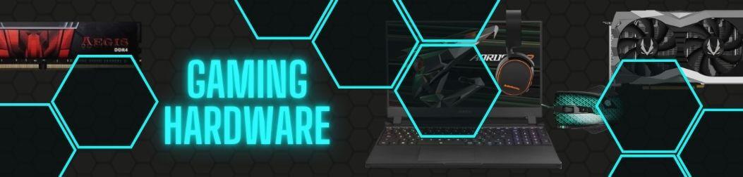 PC Gaming Hardware Banner