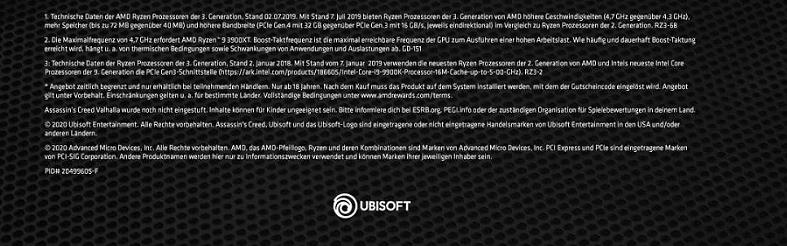 AMD Ryzen Valhalla Promo Footer
