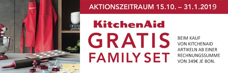 KitchenAid Aktion