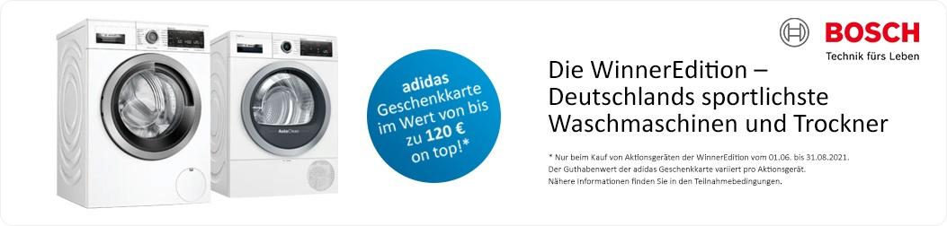 Bosch WinnerEdition Aktion