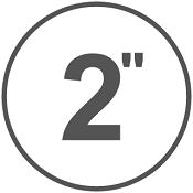 2 Zoll