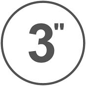 3 Zoll