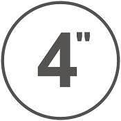 4 Zoll