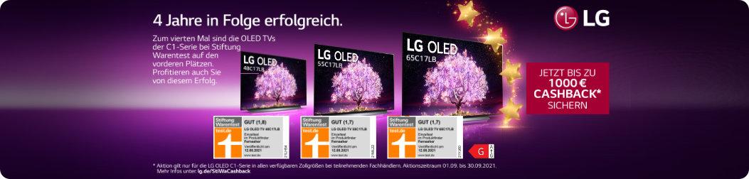LG OLED Cashback
