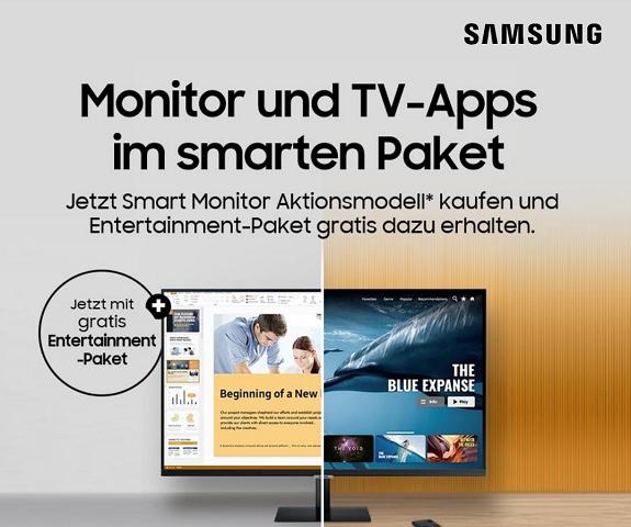 Samsung Monitor Aktion
