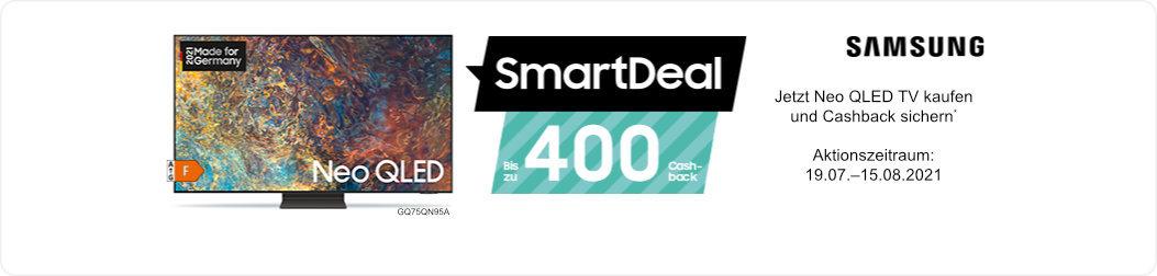 Samsung NeoQLED #SmartDeal Aktion