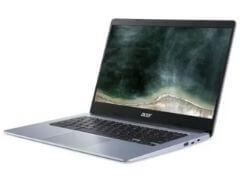 Laptop silber