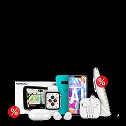 Reduzierte Smartphonetaschen