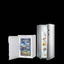冰箱和冰柜