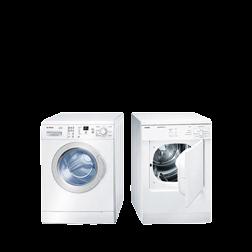 洗衣机和烘干机